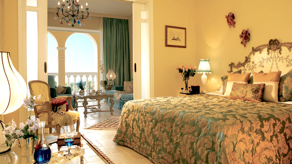 Deluxe Suite Frontal Sea ViewFamous Class (~41 кв.м)